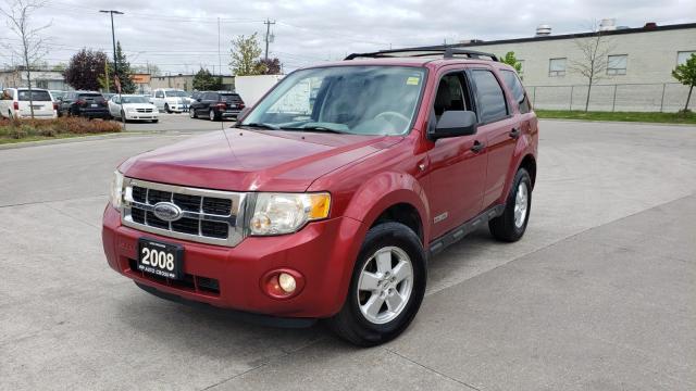 2008 Ford Escape XLT,Auto,  4 door, 3/Y warranty available