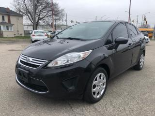 Used 2011 Ford Fiesta SE/NO ACCIDENTS/SAFETY INCLUDED for sale in Cambridge, ON