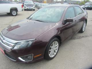 Used 2012 Ford Fusion SEL for sale in Hamilton, ON