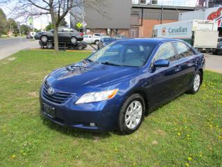 Used 2007 Toyota Camry XLE ~ LEATHER ~ ROOF ~ LOW KM for sale in Toronto, ON