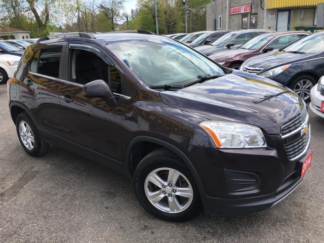 2014 Chevrolet Trax LT/ AWD/ BLUETOOTH/ PWR GROUP/ ALLOYS!