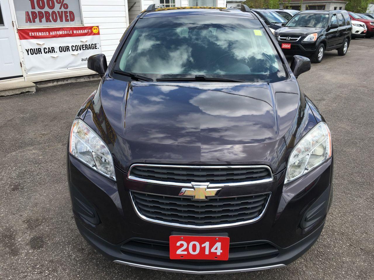 2014 Chevrolet Trax