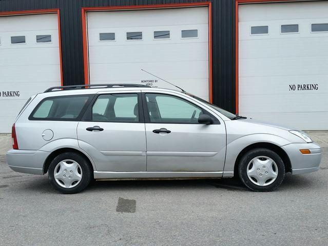 2002 Ford Focus SE WAGON