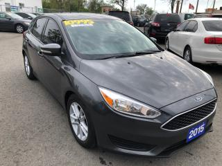 Used 2015 Ford Focus SE for sale in St Catharines, ON