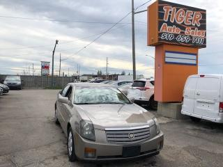 Used 2004 Cadillac CTS **LEATHER**LOADED**RUNS GREAT**AS IS SPECIAL for sale in London, ON