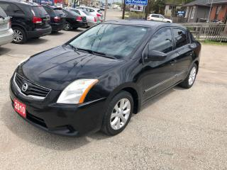 Used 2010 Nissan Sentra 2.0 S for sale in Bradford, ON