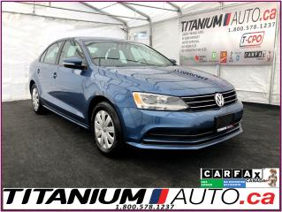Used 2015 Volkswagen Jetta Trendline+ -Camera+Heated Seats+BlueTooth+Cruise+ for sale in London, ON