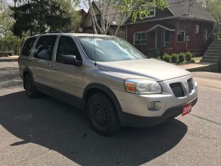 Used 2009 Pontiac Montana w/1SB for sale in York, ON