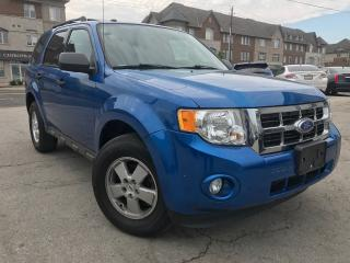 Used 2011 Ford Escape XLT|One Owner|Sunroof|Low Mileage for sale in Burlington, ON