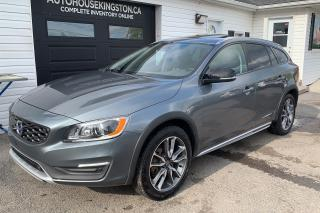 Used 2017 Volvo V60 Cross Country T5 for sale in Kingston, ON