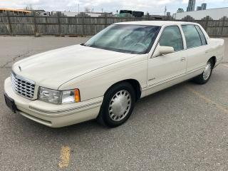 Used 1997 Cadillac DeVille for sale in Mississauga, ON