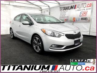Used 2016 Kia Forte EX+Camera+Heated Seats+BlueTooth+Fog Lights+Cruise for sale in London, ON