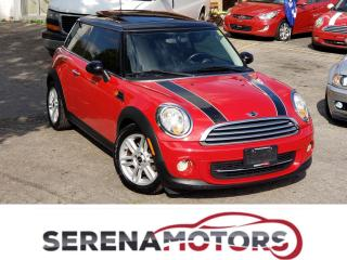 Used 2011 MINI Cooper AUTO | FULLY LOADED | NO ACCIDENTS for sale in Mississauga, ON