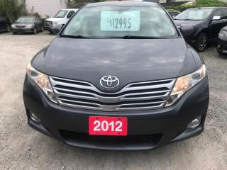 Used 2012 Toyota Venza LE for sale in Hamilton, ON