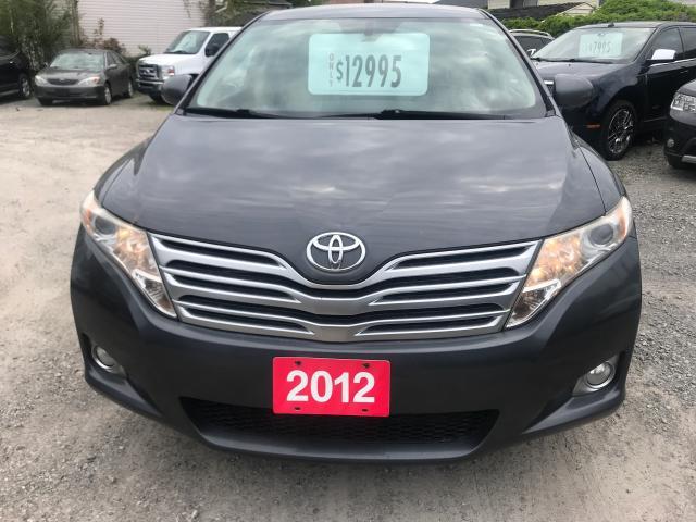 2012 Toyota Venza LE