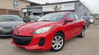 Used 2013 Mazda MAZDA3 GX for sale in Etobicoke, ON