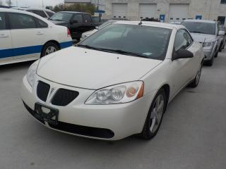 Used 2008 Pontiac G6 GT for sale in Innisfil, ON