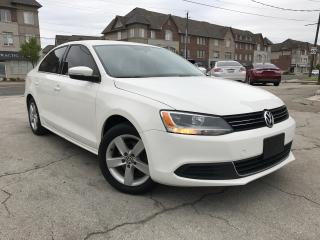 Used 2011 Volkswagen Jetta Comfortline|Alloys|Certified|Low KM for sale in Burlington, ON