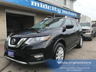 Used 2017 Nissan Rogue SV/AWD/Heated Seats/Sunroof/Keyless Start for sale in Niagara Falls, ON