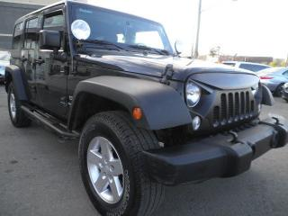 Used 2014 Jeep Wrangler SPORT for sale in Brampton, ON