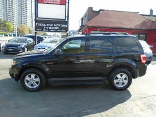 Used 2010 Ford Escape XLT/ ONE OWNER / CLEAN / ALLOYS / CERTIFIED / for sale in Scarborough, ON