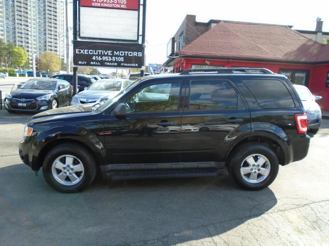 2010 Ford Escape XLT/ ONE OWNER / CLEAN / ALLOYS / CERTIFIED /
