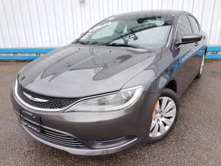 Used 2015 Chrysler 200 LX for sale in Kitchener, ON