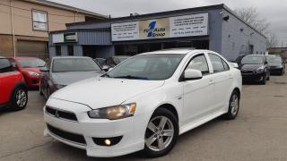 Used 2014 Mitsubishi Lancer SE w/P-MOON for sale in Etobicoke, ON