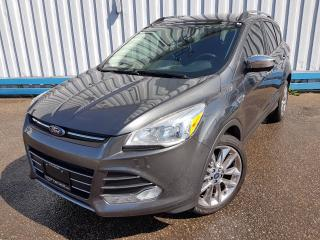 Used 2015 Ford Escape SE *LEATHER-NAVIGATION* for sale in Kitchener, ON