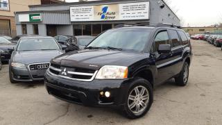 Used 2008 Mitsubishi Endeavor Limited w/NAV for sale in Etobicoke, ON