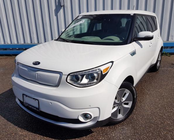 2018 Kia Soul EV Luxury *ELECTRIC*