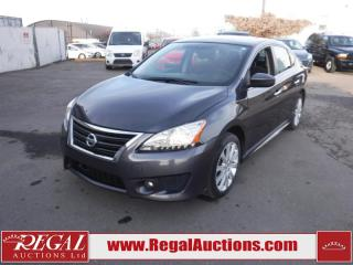 Used 2014 Nissan SENTRA SR 4D SEDAN AT 1.8L for sale in Calgary, AB