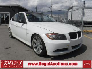 Used 2006 BMW 3 Series 330I 4D Sedan for sale in Calgary, AB