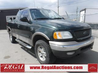 Used 2002 Ford F150 LARIAT 4D EXTENDED CAB FX4 for sale in Calgary, AB