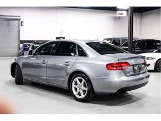 Used 2009 Audi A4 QUATTRO    NAVIGATION   BACK UP CAMERA for sale in Vaughan, ON
