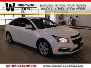 Used 2015 Chevrolet Cruze Diesel|LEATHER|BACKUP CAMERA|145,837 KMS for sale in Cambridge, ON
