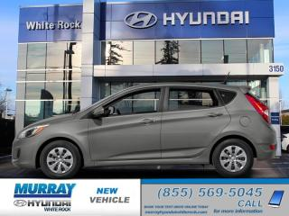 Used 2016 Hyundai Accent GL - $74.00 B/W for sale in Surrey, BC