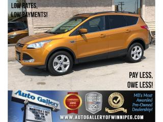 Used 2016 Ford Escape SE *AWD/Navi/Bluetooth/Htd Seats for sale in Winnipeg, MB