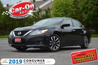 Used 2017 Nissan Altima 2.5 SV SUNROOF REAR CAM HTD SEATS LOADED for sale in Ottawa, ON