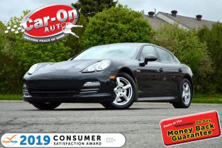 Used 2011 Porsche Panamera 4 for sale in Ottawa, ON
