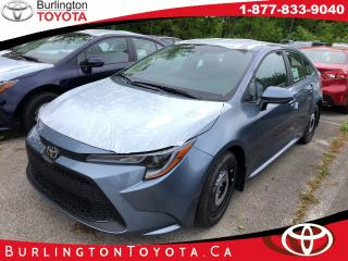 New 2020 Toyota Corolla LE for sale in Burlington, ON