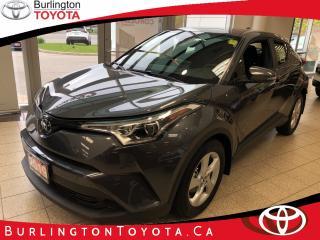 New 2019 Toyota C-HR XLE for sale in Burlington, ON