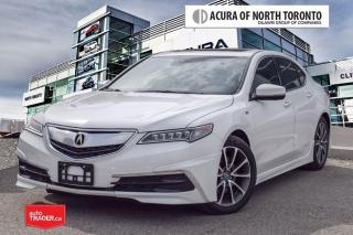Used 2016 Acura TLX 3.5L SH-AWD w/Tech Pkg Johnny-Acuras Pick of the W for sale in Thornhill, ON