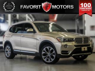 Used 2015 BMW X3 LEATHER | SUNROOF | XDRIVE for sale in North York, ON