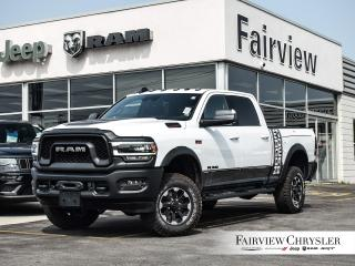New 2019 RAM 2500 New Power Wagon for sale in Burlington, ON