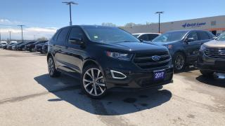 Used 2017 Ford Edge 2.7L GT VI V6 400A for sale in Midland, ON