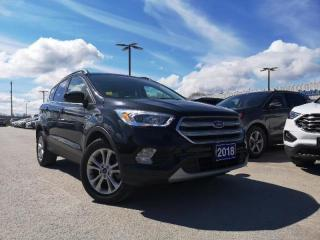 Used 2018 Ford Escape SEL 1.5L I4 LEATHER NAVIGATION for sale in Midland, ON