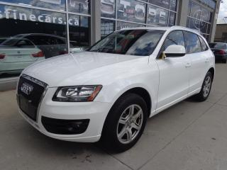 Used 2012 Audi Q5 2.0T Premium Panoramic roof Bluetooth for sale in Etobicoke, ON