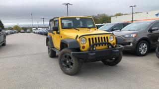 Used 2009 Jeep Wrangler X 3.8l V6 Manual for sale in Midland, ON