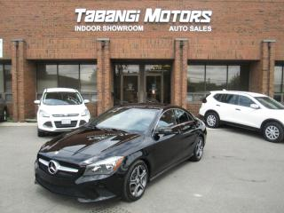 Used 2015 Mercedes-Benz CLA-Class NO ACCIDENTS | LEATHER | NAVIGATION | HEATED SEATS | B\T for sale in Mississauga, ON